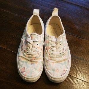 180662c39ac741 Vans Shoes - Vans Girls Under the Sea Mermaid